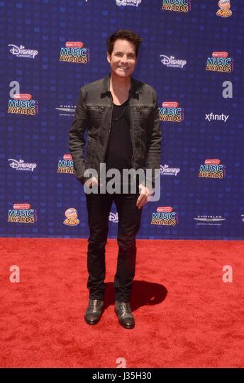 Patrick Monahan at arrivals for Radio Disney Music Awards - ARRIVALS, Microsoft Theater, Los Angeles, CA April 29, - Stock-Bilder