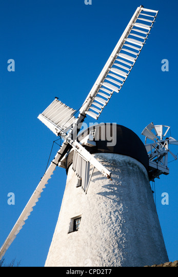 Fulwell Mill, Sunderland, Tyne and Wear, England, United Kingdom, Europe - Stock-Bilder