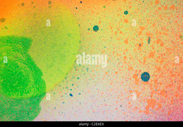 Colourful Abstract Background - Stock Image