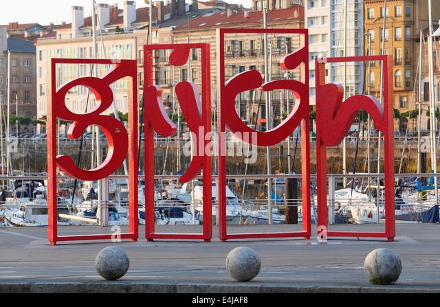 Spain tourism logo stock photos spain tourism logo stock for Jardines de la reina gijon