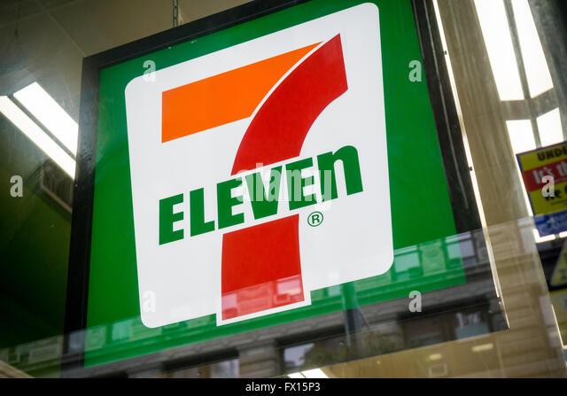 7 Eleven Convenience Store
