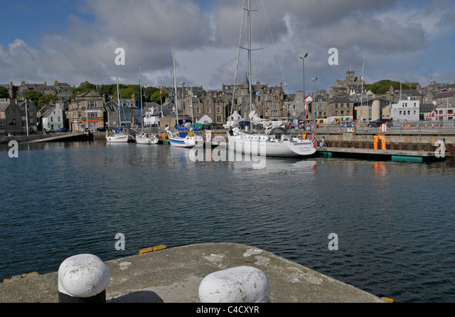 Lerwick Stock Photos Lerwick Stock Images Alamy