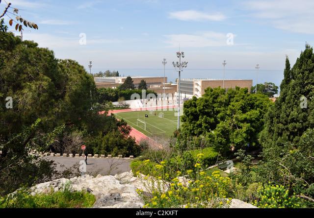 American University of Beirut, Lebanon, AUB, campus. - Stock Image