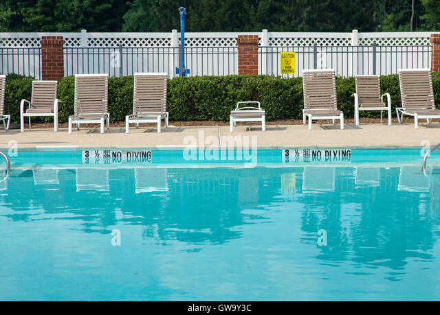Empty Swimming Pool Stock Photos Empty Swimming Pool