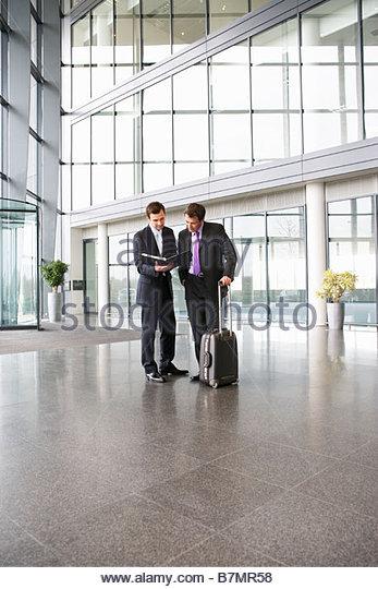 Foyer Office Uk : Entrance atrium stock photos