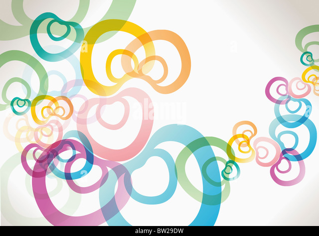 colorful pattern - Stock-Bilder