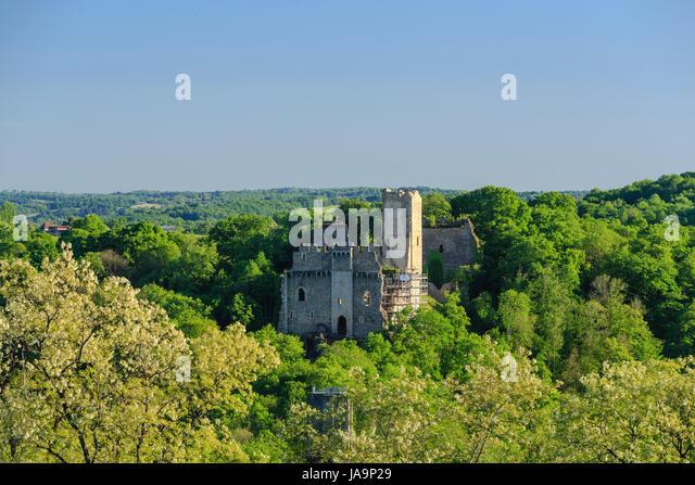 Vienne castle stock photos vienne castle stock images for 86 haute vienne