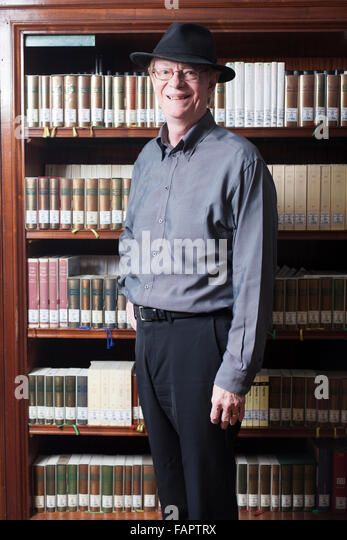 E. Tory Higgins, the Stanley Schater Professor of Psychology at Columbia University. - Stock Image