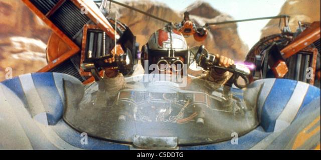 STAR WARS: EPISODE I - THE PHANTOM MENACE (1999) JAKE LLOYD, ANAKIN SKYWALKER (CHARACTER) CREDIT LUCASFILM SWPH - Stock Image