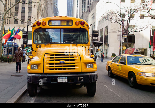 School Bus Service Stock Photos Amp School Bus Service Stock