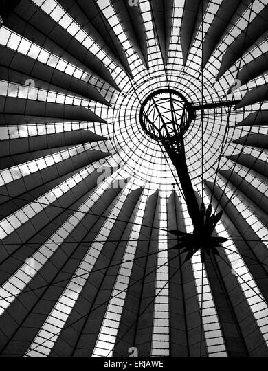 Berlin architecture and design - Stock Image