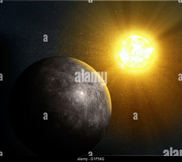exploding planet mercury - photo #47