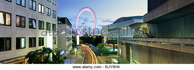 South Bank Centre, Waterloo, London, England, UK - Stock-Bilder