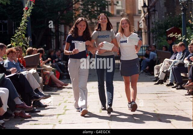EDUCATION Models/London - Stock Image