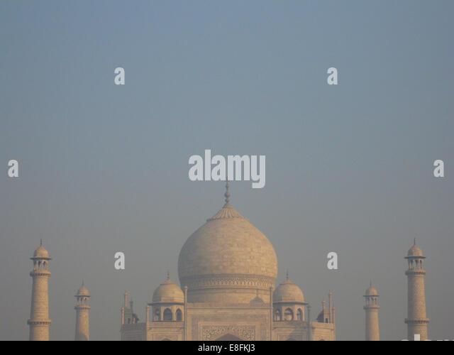 Taj Mahal, Agra, India - Stock-Bilder