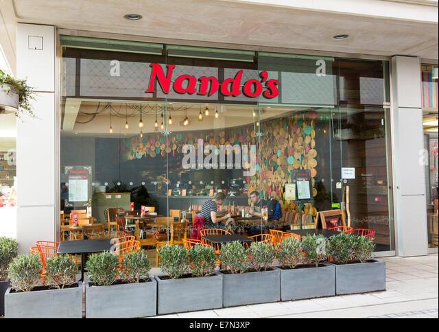 above nando s r... Nando's Restaurant