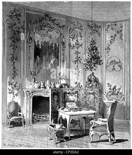 Voltaire S Room Palace