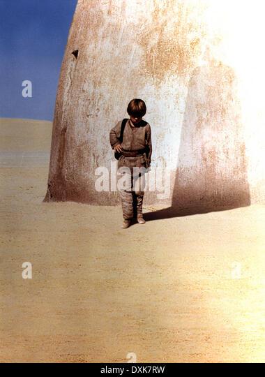 STAR WARS: EPISODE 1 - THE PHANTOM MENACE - Stock Image