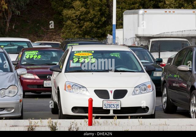 Used Car Dealerships In Los Angeles Bad Credit