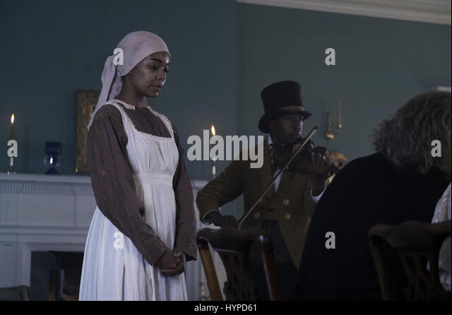 THE BIRTH OF A NATION (2016)  AJA NAOMI KING  NATE PARKER (DIR)  20TH CENTURY FOX/MOVIESTORE COLLECTION LTD - Stock Image