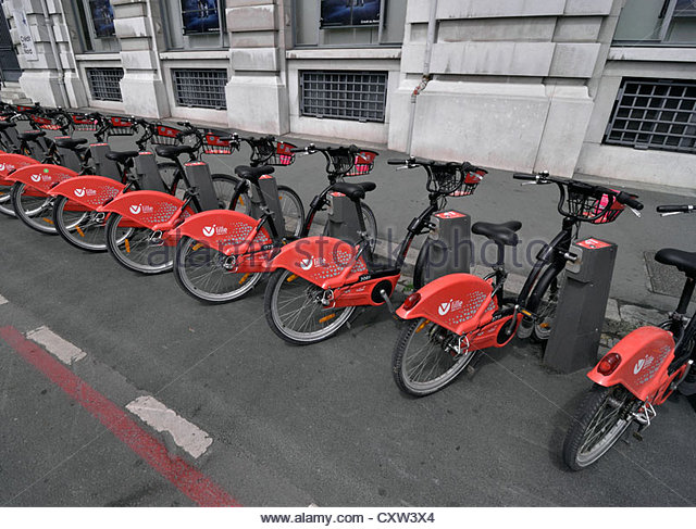 lille france bike stock photos lille france bike stock. Black Bedroom Furniture Sets. Home Design Ideas