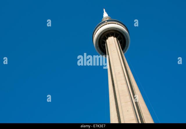 Toronto CN Tower - Stock Image