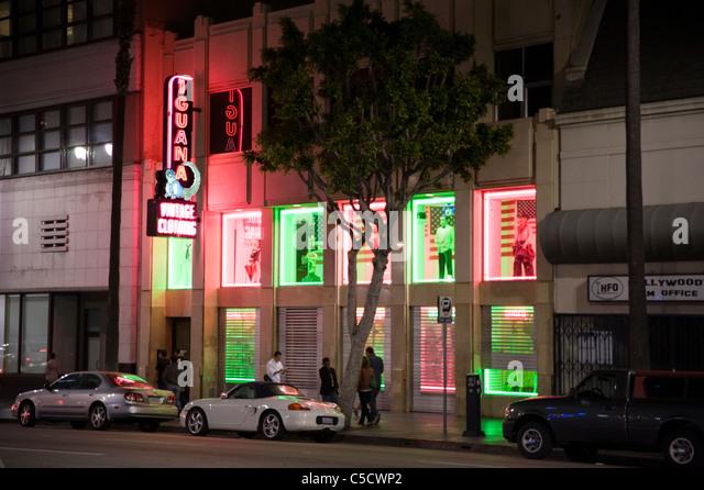 Casanova clothing store north hollywood