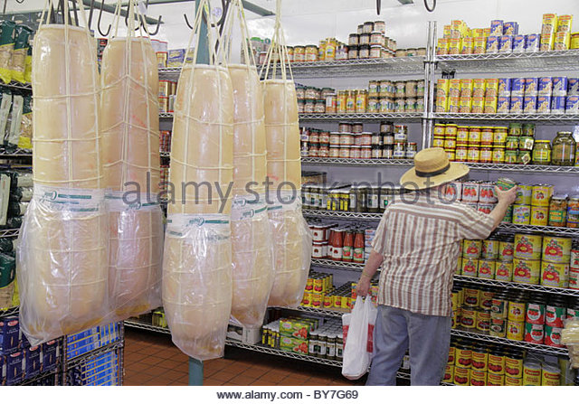 Philadelphia Pennsylvania South Philly South 9th Street Italian Market ethnic immigrant neighborhood market business - Stock Image