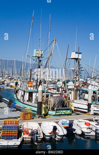 California fishing stock photos california fishing stock for Santa barbara fishing