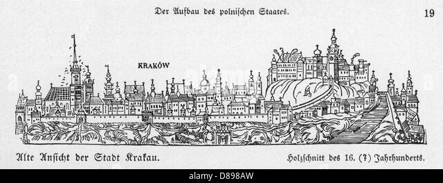 Cracow C16 - Stock Image
