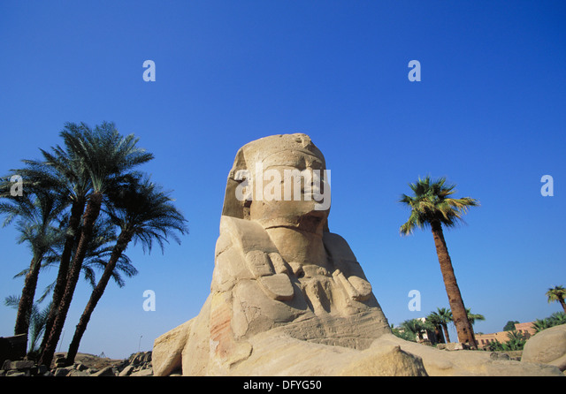 Ancient Thebes Stock Photos & Ancient Thebes Stock Images
