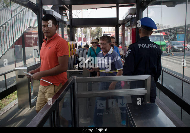 Metrobus strike