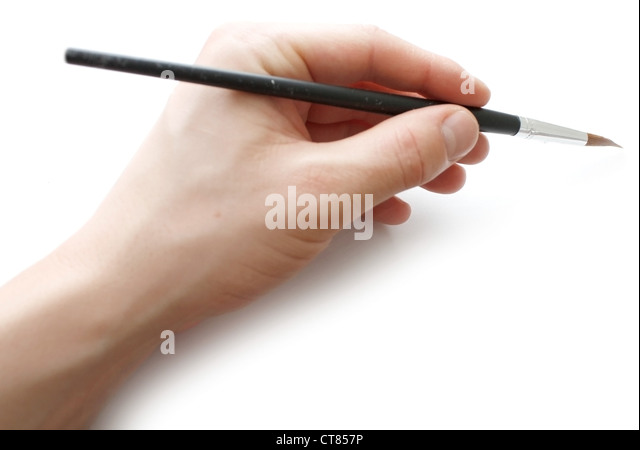 Brush - Stock Image