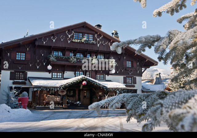 Megeve snow stock photos megeve snow stock images alamy - Office du tourisme megeve haute savoie ...