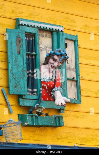 Caminito, Buenos Aires - Stock Image