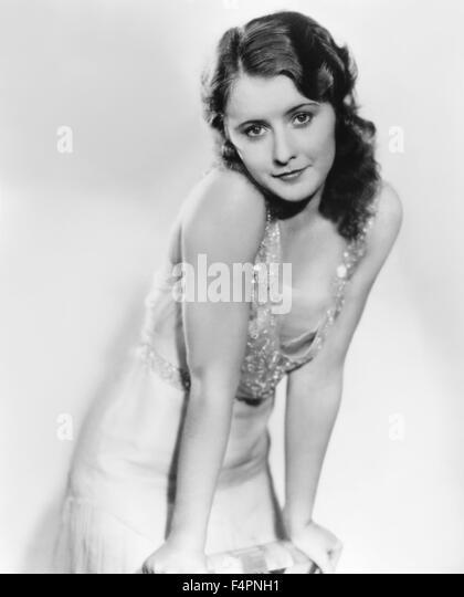 Barbara Stanwyck in the 40's - Stock Image