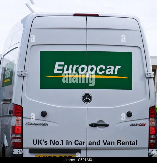 Europcar Cardiff Car Van Hire