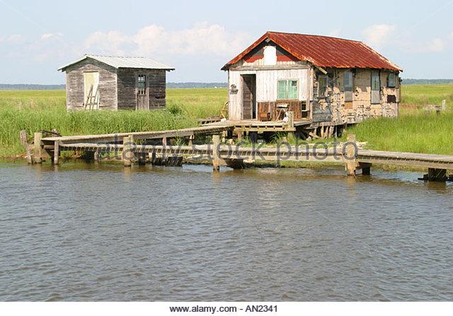 Tammany stock photos tammany stock images alamy for Louisiana fishing camps