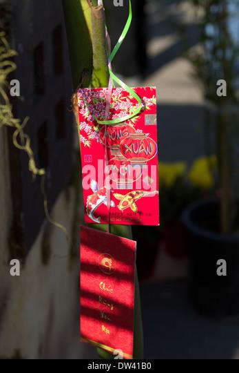 Vietnamese Wedding Gift Red Envelope : Asian Weddings Stock Photos & Asian Weddings Stock Images - Alamy