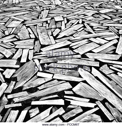 Surface From Firewood - Stock-Bilder
