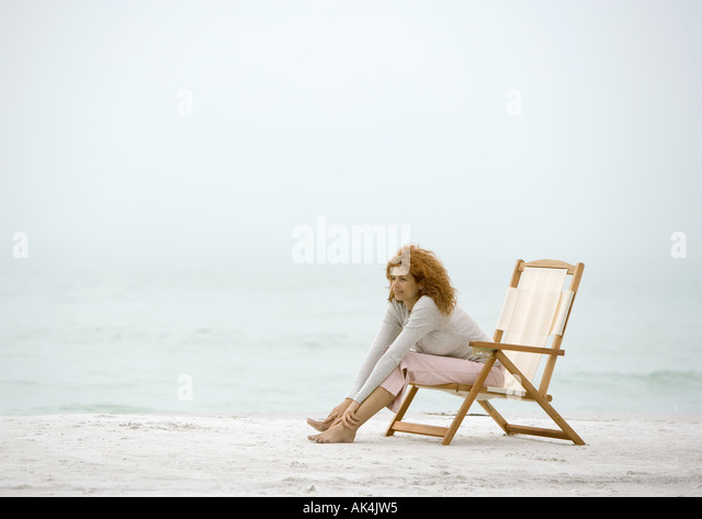 Sea Side Deck Chairs Stock Photos Amp Sea Side Deck Chairs
