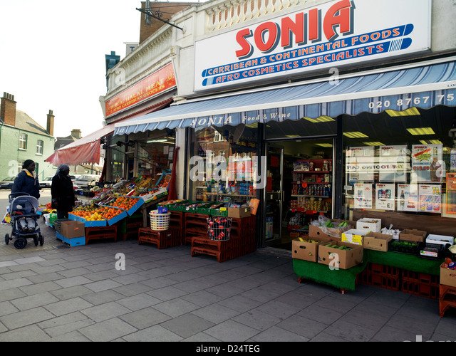 International Food Shop In Bristol