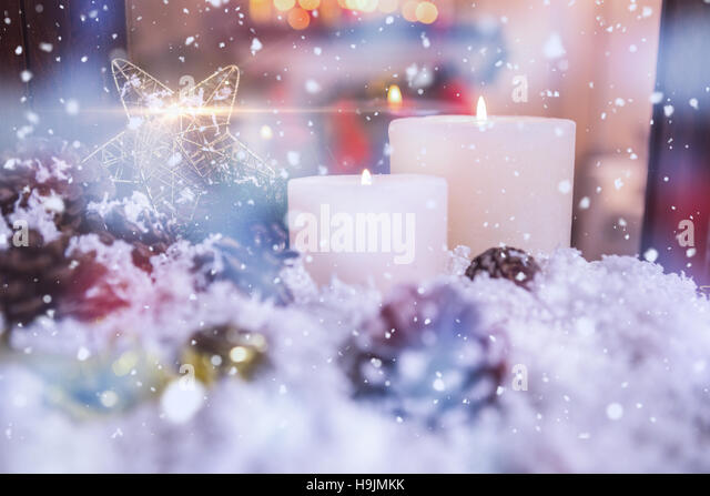 Fake snow stock photos fake snow stock images alamy for Artificial snow decoration