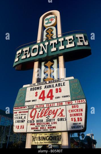 Frontier deals to vegas