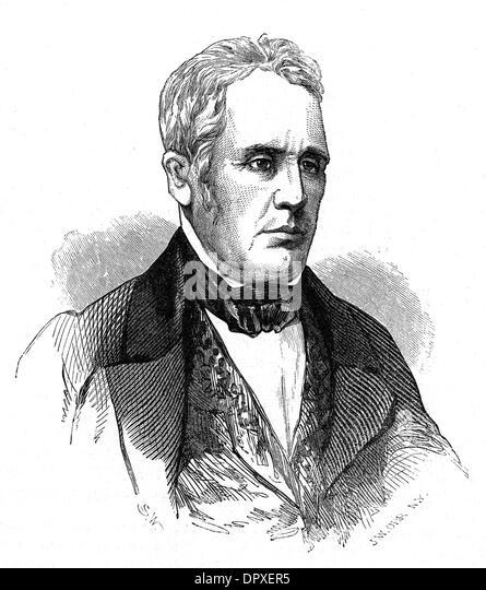 BENJAMIN SILLIMAN - Stock Image