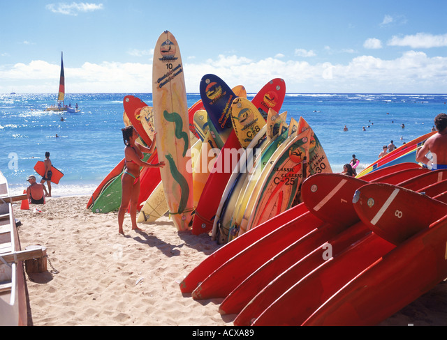 Long Beach Surfboard Rental