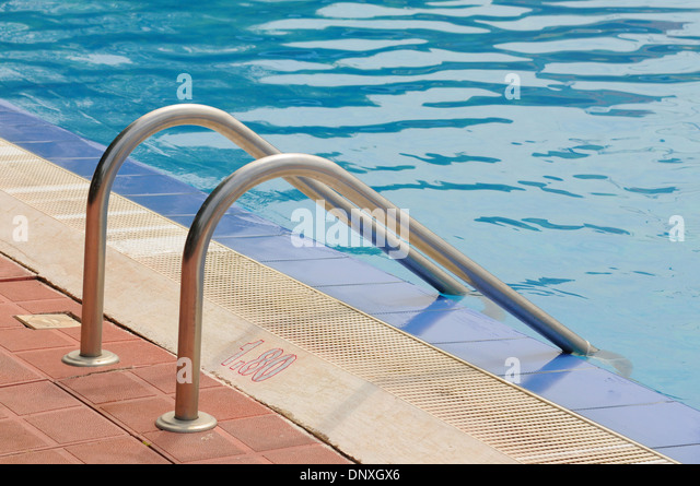 Outdoors Public Swimming Pool Stock Photos Outdoors