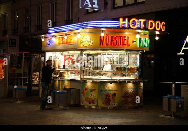 Hot Dog Shops In Nyc
