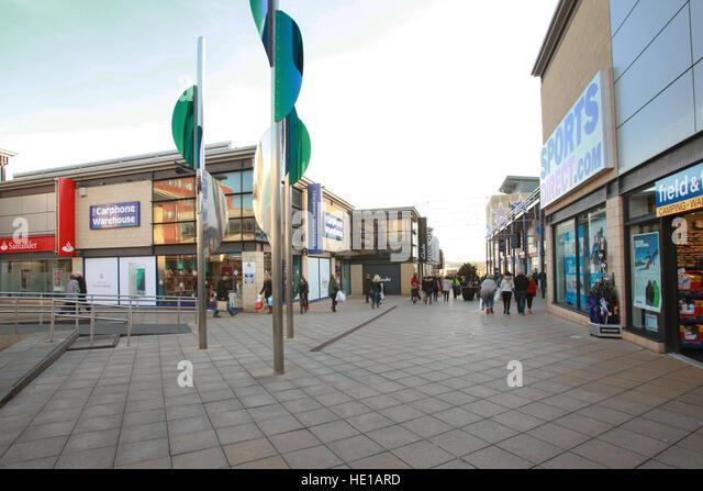 Harlow Shopping Centre Car Park