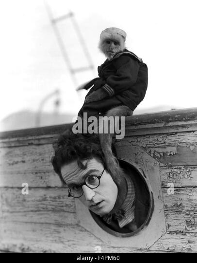 Harold Lloyd / The Kid Brother /  1927 directed by Ted Wilde and J.A. Howe  [Paramount Pictures] - Stock Image